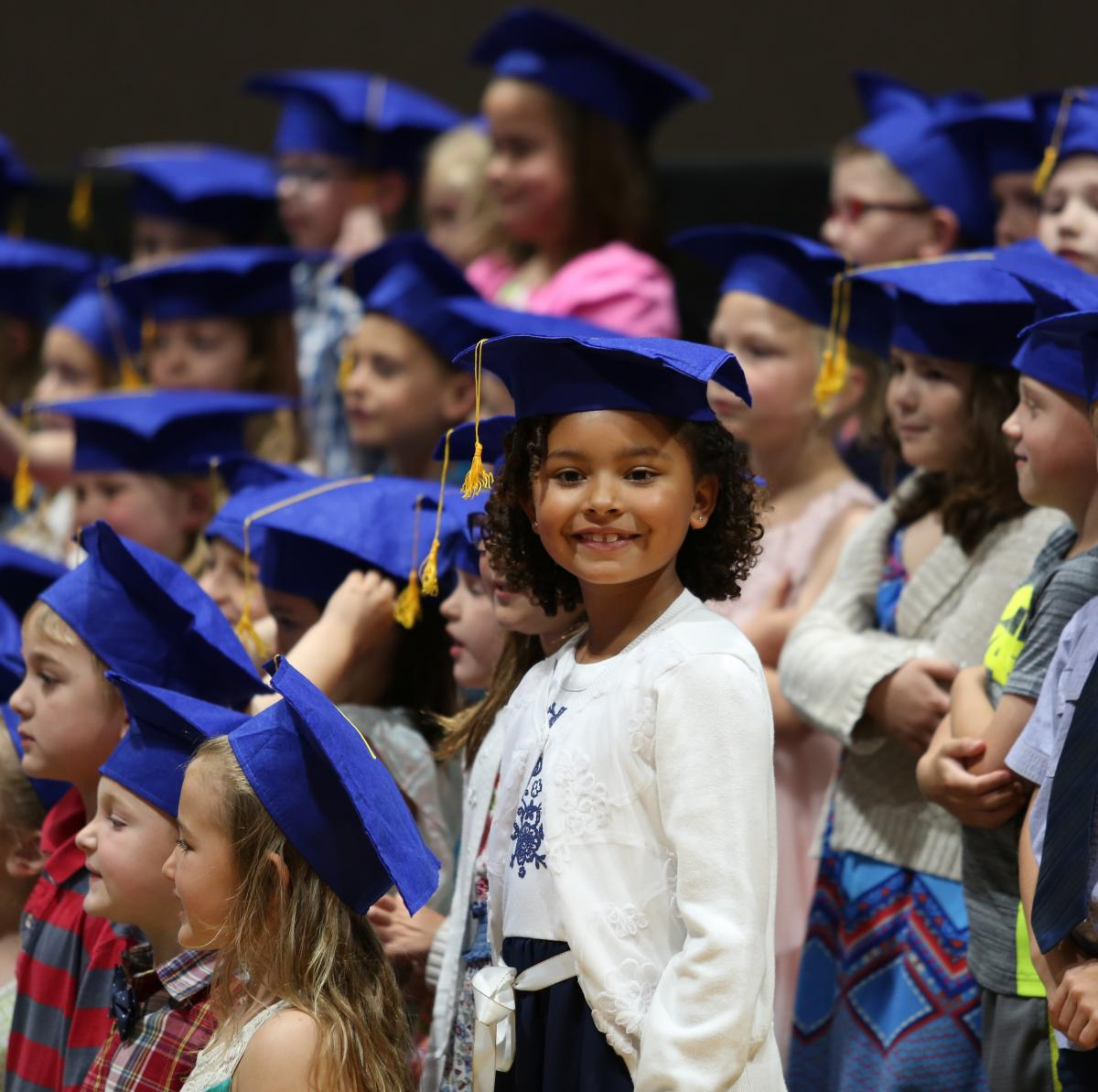 Horizon kindergarten graduation 2017