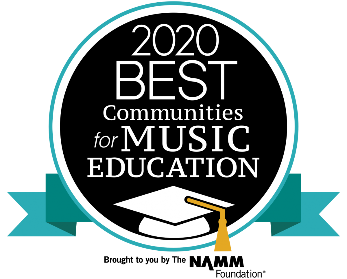 2020 Best Communities for Music Education