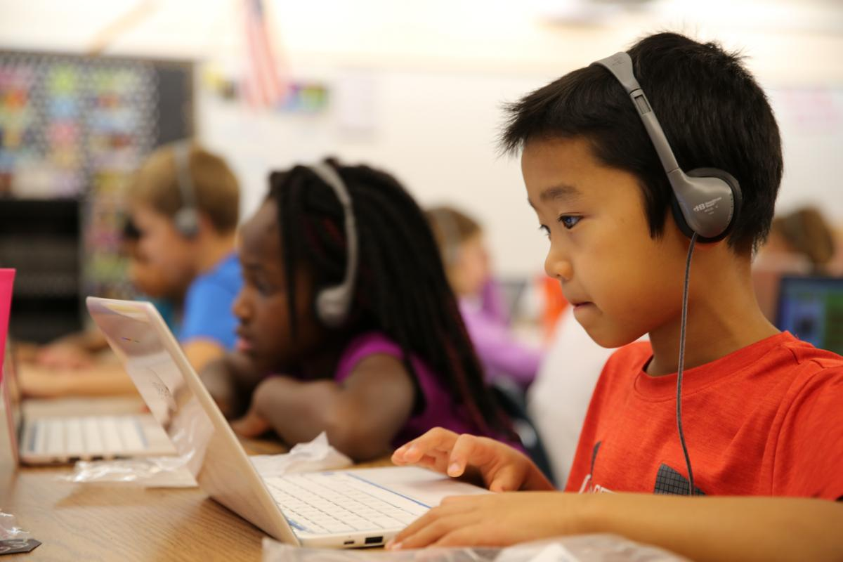 Technology In Elementary Classrooms : Technology goals penn harris madison school corporation