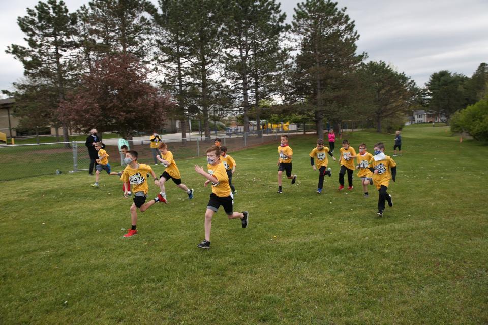 Running is Elementary 2021