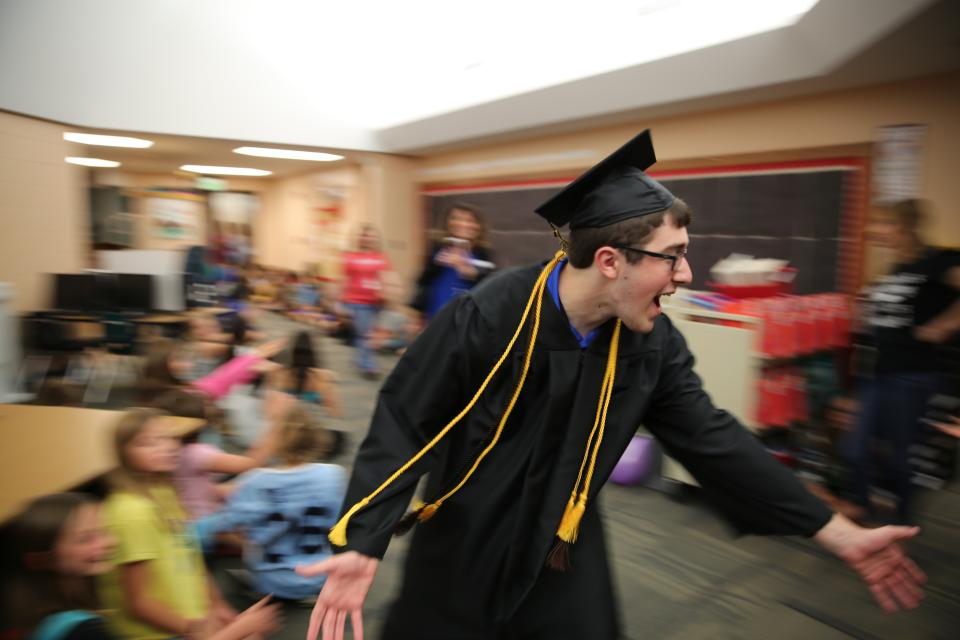 Darby Sweeney, Class of 2019 Exceptional Education Academy graduate