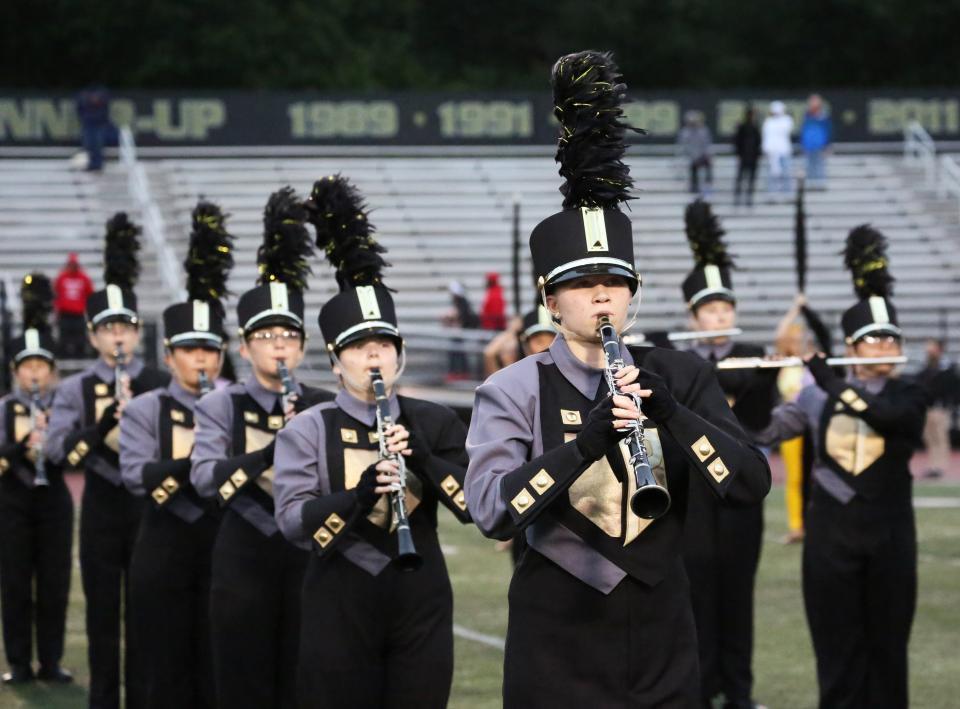 Penn Marching Band