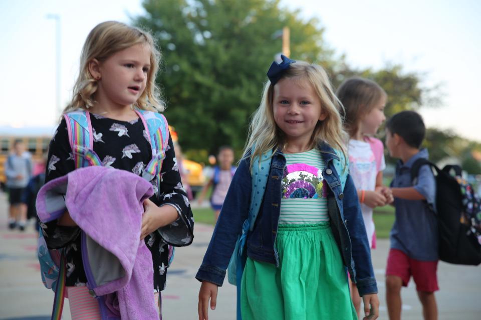 Prairie Vista students