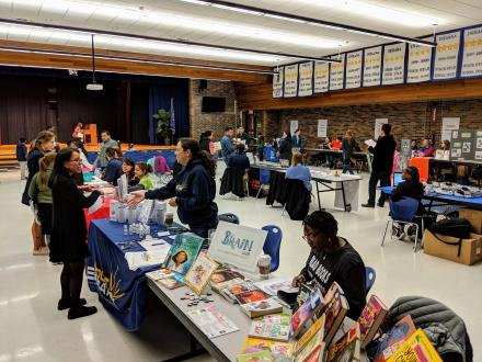 Community Connections Fair (March 2019)