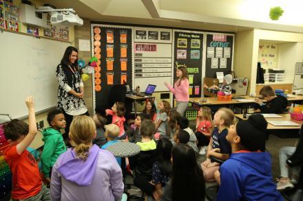 Mary Frank Classroom