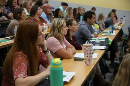 P-H-M Welcomes New Teachers for 2021-22 School Year