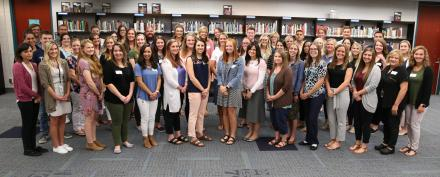 P-H-M New Teacher Class of 2019