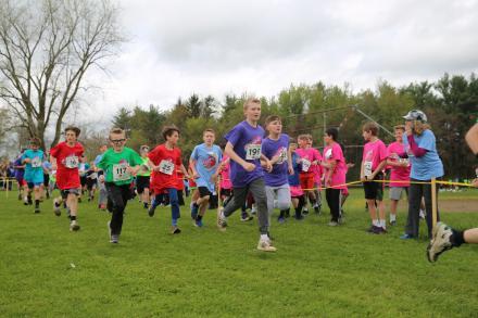 5th grade boys Race 2019