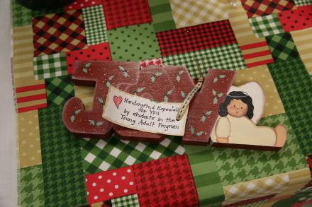 Handcrafted Holiday Item