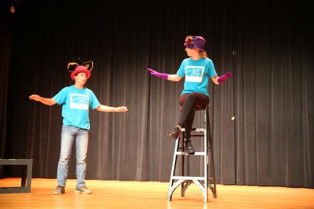 P-H-M Youth Theater Camp
