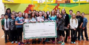 Bittersweet Elementary awarded $1,251 for two Buddy Benches