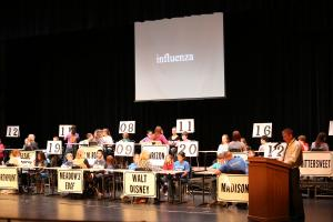 PHM's annual Elementary Spell Bowl