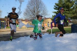 2018 Silver Mile Bubble Bash